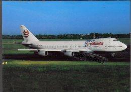 Boeing 747-230B Aircraft Pullmantur Air Airlines B 747 Avion Aviation B747 Airplane B-747 Luft - 1946-....: Moderne