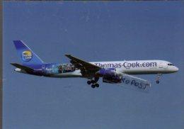 Boeing 757-286 Aircraft Thomas Cookir Airlines B 757 Avion Aviation B757 Airplane B-757 Luft - 1946-....: Moderne