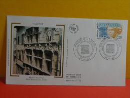 FDC - Valence Maison Des Têtes - 26 Valence - 21.5.1988 - 1er Jour - Coté 2 € - FDC