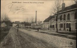 02 - BRAINE - Sucrerie - France