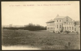 DOURGNE L'Abbaye Ste Scholastique (Poux) Tarn (81) - Dourgne