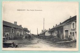 PRESSIGNY - Rue Emile Grossetête - Autres Communes