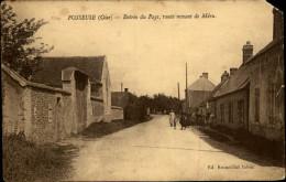 60 - FOSSEUSE - France