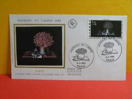 FDC - Journée Du Timbre 1980, Avati - 75 Paris - 8.3.1980 - 1er Jour - Coté 3,50 € - FDC