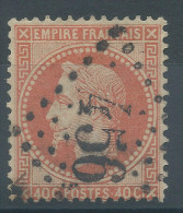 Lot N°29173   N°31, Oblit GC 456 BESANCON (24) - 1863-1870 Napoleon III Gelauwerd