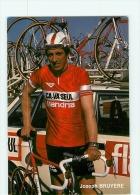 Joseph BRUYERE . 2 Scans. Cyclisme. Flandria Ca Va Seul - Ciclismo