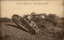 MILITARIA - 510 è RCC - Manoeuvres - Chars D´assault - Tank - Ausrüstung