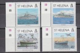St. Helena 1992 Liberation Of The Falkland Islands 4v ** Mnh (21993) - Sint-Helena