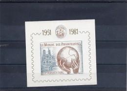 140020567  FRANCIA  YVERT   HB  Nº - Bloques Souvenir