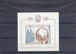 140020568  FRANCIA  YVERT   HB  Nº - Bloques Souvenir