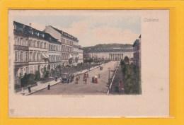 KOBLENZ - ALLEMAGNE - RHENANIE-PALATINAT - KOBLENZ - COBLENZ - SCHLOSSSTRASSE - ANIMATION - Koblenz