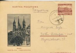 Wilno V. 1939 Die Kirche (45381) - Poland