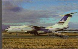 Ilyushin IL-76MD Airways IL 76 Trans Avia Export Airlines IL.76 Aereo Avion Aircraft Aviation IL76 - 1946-....: Moderne