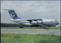 Ilyushin IL-76TD Airways IL 76 Payam Air Airlines IL.76 Aereo Avion Aircraft Aviation IL76 - 1946-....: Moderne