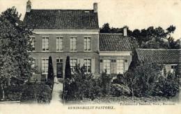 RENINGHELST - POPERINGE - FLANDRE OCCIDENTALE - BELGIE  - PEU COURANTE CPA DE 1918.