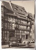 DEUTCHLAND Allemagne - BRAUNSCHWEIG : Der Burgplatz Dem Gildehaus - CPSM Dentelée Photo Noir Et Blanc GF - Braunschweig