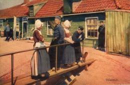 EDAM - VOLENDAM - NOORD-HOLLAND - NEDERLAND - POOSTKAARTEN. - Volendam