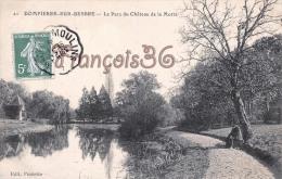 (03) Dompierrre Sur Besbre - Le Parc Du Château De La Motte - 2 SCANS - Frankreich