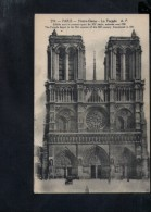 N564 PARIS ( PARIGI, FRANCE ) NOTRE DAME - USED - Notre Dame De Paris