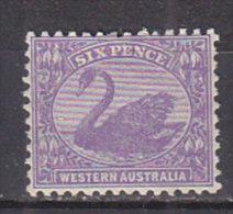PGL CB472 - AUSTRALIE OCCIDENTALE WESTERN AUSTRALIA Yv N°80 * ANIMAUX ANIMALS - 1854-1912 Western Australia