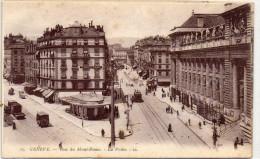 GENEVE  7601 LA  Place  DU MOLARD - GE Ginevra
