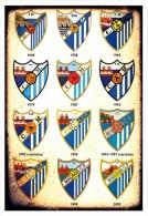 Calendario Small Pocket 2015 - Futbol, Malaga - Size:9x6 Cm. Aprox. - Calendarios