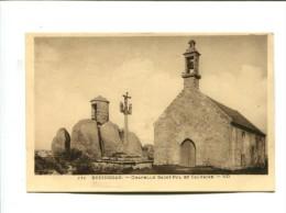 CP - BRIGNOGAN (29) Chapelle Saint Pol - Brignogan-Plage