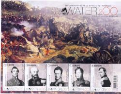 Belg. 2015 - 200ème Anniversaire De La Bataille De Waterloo ** - Belgium