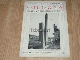 Bologna Alma Madre Degli Studi Le Cento Citta D'Italia Illustrate Italy Giornale Con Molte Immagini Pagina 18 - Libros, Revistas, Cómics