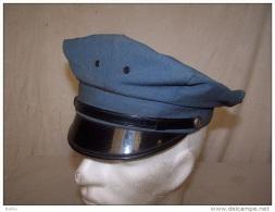 CASQUETTE  POLICE  USA    Année  50/60 - Cascos