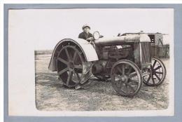 Motiv Landwirtschaft Traktor Argentinien Ca.1912 Foto Leonor - Argentine