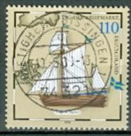 BRD Mi. 2022 Gest. Tag Der Briefmarke Postjacht Segelschiff - BRD