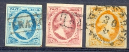 NEDERLAND / MICHEL /  ZIE SCAN (PM 147) - 1852-1890 (Wilhelm III.)