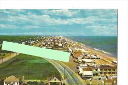 Cpsm St000109 Virginia Beach , La Plage Et Résidences Cotières, Vue Aérienne - Virginia Beach