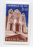 YT 2084 A **  Cathédrale Du Puy *** Non Dentelé - France