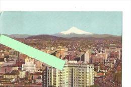 Cpsm St000100 Orégon , Portland Et Le Mont Hood En Arrière Plan - Portland