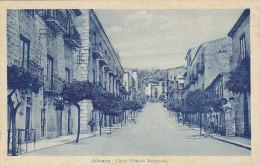 AA277- Alimena - Palermo - Corso Vittorio Emanuele - F.p. Viaggiata - Palermo