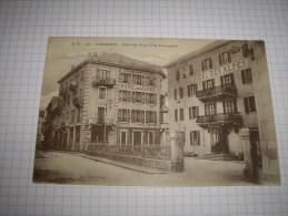 CP  74  Chamonix   Hotel Des Alpes  Neuve - France