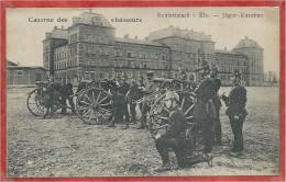 67 - SCHLETTSTADT - SELESTAT - Jäger Kaserne - Caserne Des Chasseurs - Selestat