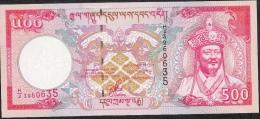 BHUTAN  P26  500 NGULTRUM  2000   UNC. - Bhoutan