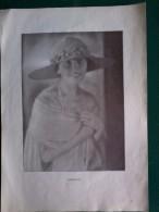 Vecchie Stampe -    Ritratto - Cm. 17x24. - Vecchi Documenti