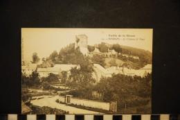 CP, 08, HIERGES Vallée De La Meuse Le Château Ecrite - Autres Communes