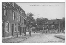 Wambrechies (59) - Le Bureau De Tabac Et Le Calvaire. Bon état, Non Circulé. - Frankreich