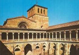 PP900 - POSTAL - MONASTERIO CISTERCIENSE DE SANTA MARIA DE HUERTA - SORIA - CLAUSTRO PLATERESCO Y TORRE DEL HOMENAJE - Soria