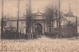 Vorst, Forest, Entrée De L'ancienne Abbaye De Forest (pk19108) - Forest - Vorst