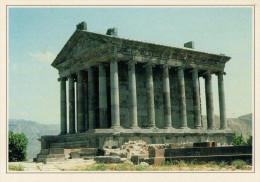 ARMENIA:  TEMPIO DI GARNI      (NUOVA CON DESCRIZIONE DEL SITO SUL RETRO) - Armenia