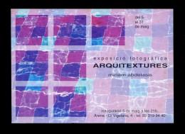 *Miriam Abdelasis - Arquitextures* Sala Arena, Bcn. Nueva. - Exposiciones