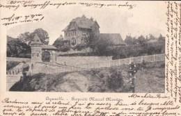 Aywaille Propriété Marcel Mouton 1901 - Aywaille