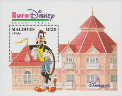 Disney Maldives 1992 MNH/**/NEUF/postfris/postfrisch D136 - Disney