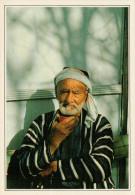 UZBEKISTAN:  SAMARCANDA: BEVITORE  DI  TE'     (NUOVA CON DESCRIZIONE DEL SITO SUL RETRO) - Uzbekistan